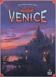Buy Venice Board Game from Out of Town Games