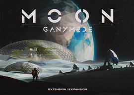 Buy Ganymede Moon Expansion and other card games from Out of Town Games