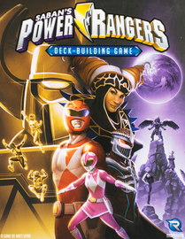 Buy Power Rangers Deck-Building Game and other card games from Out of Town Games