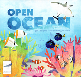 Buy Open Ocean in the UK from Out of Town Games