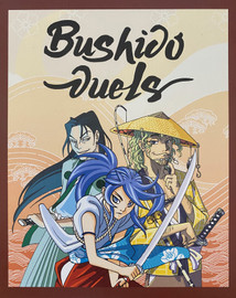 Buy Bushido Duels in the UK from Out of Town Games