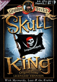 Buy Skull King in the UK from Out of Town Games