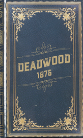 Buy Deadwood 1876 social deduction party game from Out of Town Games