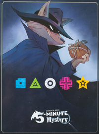 Buy 5 Minute Mystery: Mastermind Edition co-operative deduction game from Out of Town Games