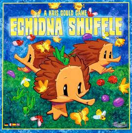 Buy Echidna Shuffle family light strategy board game from Out of Town Games