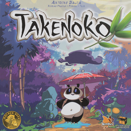 Buy Takenoko family board game from Out of Town Games