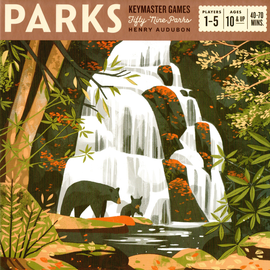 Buy Parks beautiful board game from Out of Town Games