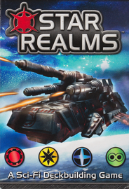 Buy Star Realms Deckbuilding Game two player card game from Out of Town Games