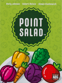 Buy Point Salad, family card game from Out of Town Games