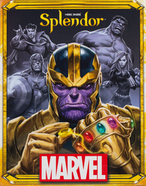 Buy Splendor Marvel Edition, family game from Out of Town Games