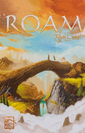 Buy Roam, Ryan Laukat game from Out of Town Games