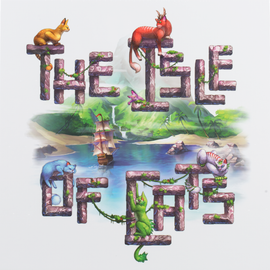 Buy The Isle of Cats board game from Out of Town Games