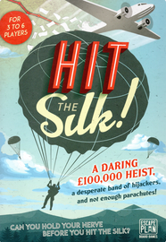 Hit the Silk! Party Game, Buy from Out Of Town Games