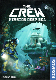 Buy The Crew: Mission Deep Sea card game from Out of Town Games