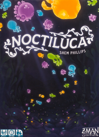 Buy Noctiluca, beautiful dice game by Shem Phillips from Out of Town Games