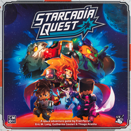 Buy Starcadia Quest campaign board game from OOT Games