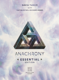 Buy Anachrony: Essential Edition board game from OOT Games