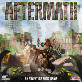 Buy Aftermath: An Adventure Book Game campaign board game from OOT Games