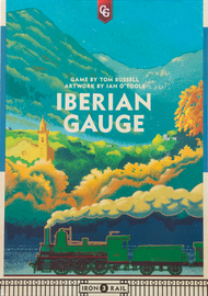 Buy Iberian Gauge Strategy Board Games from Out of Town Games