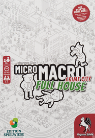 Buy MicroMacro Crime City 2 Full House from Out of Town Games