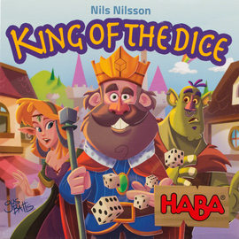Buy King of the Dice HABA children's game from Out of Town Games