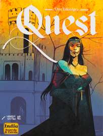 Buy Quest, party deduction game from Out of Town Games