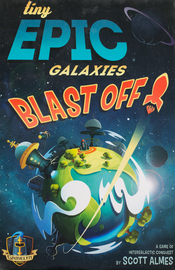 Buy Tiny Epic Galaxies Blast Off Board game from Out of Town Games