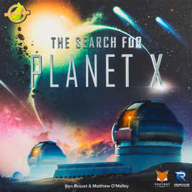 Buy The Search for Planet X Board game from Out of Town Games