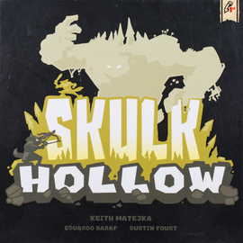 Buy Skulk Hollow Two Player Board game from Out of Town Games
