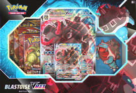 Buy Pokémon TCG Blastoise VMAX Battle Box  from Out of Town Games