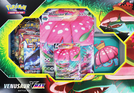 Buy Pokémon TCG Venusaur  VMAX Battle Box  from Out of Town Games