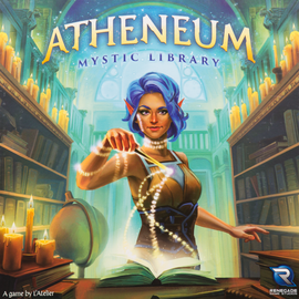 Buy Atheneum: Mystic Library Board game from Out of Town Games