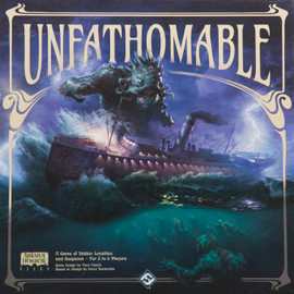 Buy Unfathomable Board game from Out of Town Games