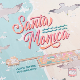 Buy Santa Monica game from Out of Town Games
