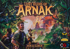 Buy Lost Ruins of Arnak board game from Out of Town Games