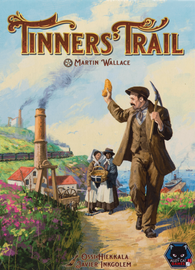 Buy Tinners' Trail strategy board game from Out of Town Games