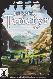 Buy Heroes of Tenefyr from Out of Town Games