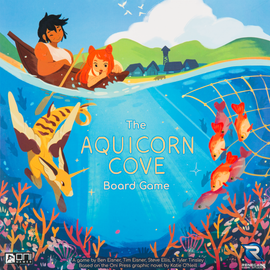 Buy The Aquicorn Cove and other cooperative games from Out of Town Games