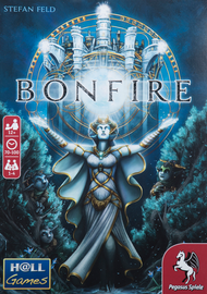 Buy Bonfire and other strategy games from Out of Town Games