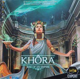 Buy Khôra: Rise of an Empire and other strategy games from Out of Town Games