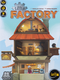 Buy Little Factory and other card games from Out of Town Games