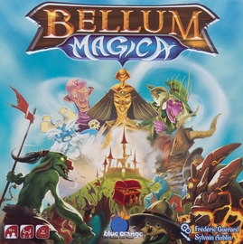 Buy Bellum Magica and other strategy games from Out of Town Games