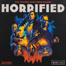 Buy Horrified Board Game from Out of Town Games