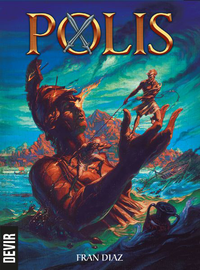 Buy Polis 2nd Edition Two Player board game from Out of Town Games