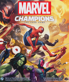 Buy Marvel Champions Living Card Game from Out of Town Games