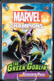 Buy Marvel Champions LCG: The Green Goblin Scenario Pack from Out of Town Games