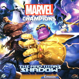 Buy Marvel Champions LCG: The Mad Titan's Shadow Expansion from Out of Town Games