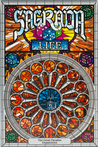 Sagrada: Life Expansion and other board game expansions from Out of Town Games