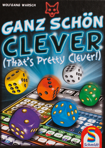 Buy Ganz Schon Clever and other roll and write games from Out of Town Games