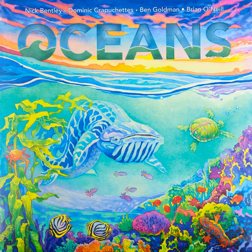Buy Oceans part of the Evolution Series from Out of Town Games